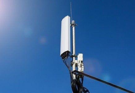 Is there a mobile telecom antenna nearby? 3G and 4G antenna